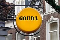 Nederland - Gouda - December 2018.  Kaasstad Gouda.