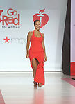American Heart Association's® Go Red For Women® Red Dress Collection® 2018 Fashion Show presented by Macy's  Held During New York Fashion Week