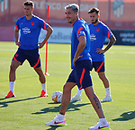 Atletico de Madrid's Jose Maria Gimenez during training session. July 30,2021.(ALTERPHOTOS/Atletico de Madrid/Pool)