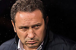 Coach Eusebio Sacristan Mena of Real Sociedad prior to the La Liga match between Real Madrid and Real Sociedad at the Santiago Bernabeu Stadium on 29 January 2017 in Madrid, Spain. Photo by Diego Gonzalez Souto / Power Sport Images