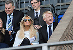 St Johnstone v Hearts…17.09.16.. McDiarmid Park  SPFL<br />Scotland boss Gordon Strachan watches the game<br />Picture by Graeme Hart.<br />Copyright Perthshire Picture Agency<br />Tel: 01738 623350  Mobile: 07990 594431