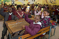 Institutions supported by Gift of the Givers, Cape Town, South Africa.