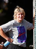 24-8-07, Velp, Tennis, Nationale  Veteranen Tennis Kampioenschappen 2007, Carin Bakkum DE 45+