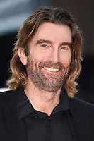 """Sharlto Copley<br /> at the London Film Festival 2016 premiere of """"Free Fire at the Odeon Leicester Square, London.<br /> <br /> <br /> ©Ash Knotek  D3182  16/10/2016"""