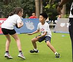 HSBC Hong Kong Rugby Sevens 2016 on 07 April 2016 at Hong Kong Stadium in Hong Kong, China. Photo by Kitmin Lee / Power Sport Images