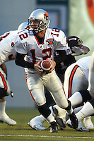 Dave Dickenson BC Lions. Photo Scott Grant