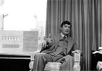 Frechette , 10 Fev 1973<br /> <br /> PHOTO :   Agence Quebec Presse - Alain Renaud