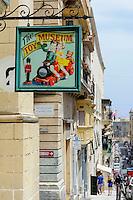 Spielzeugmuseum in Valletta, Malta, Europa