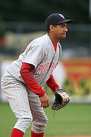 Scranton Wilkes-Barre Red Barons Juan Sosa during an International League game at Frontier Field on September 3, 2006 in Rochester, New York.  (Mike Janes/Four Seam Images)