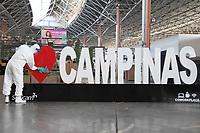 23/07/2020 - HIGIENIZAÇÃO É REALIZADA NA RODOVIÁRIA DE CAMPINAS