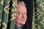 Armistead Maupin in Paris to promote his book.