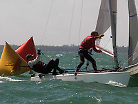 Sailing in Miami<br /> Photo by Adam Scull/PHOTOlink.net