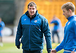 St Johnstone Training…04.04.17<br />Manager Tommy Wright pictured during training this morning ahead of tomorrow's game against Hearts<br />Picture by Graeme Hart.<br />Copyright Perthshire Picture Agency<br />Tel: 01738 623350  Mobile: 07990 594431