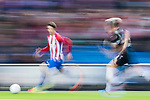 Sime Vrsaljko of Atletico de Madrid in action during their 2016-17 UEFA Champions League Round of 16 second leg match between Atletico de Madrid and Bayer 04 Leverkusen at the Estadio Vicente Calderon on 15 March 2017 in Madrid, Spain. Photo by Diego Gonzalez Souto / Power Sport Images