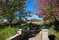 Spirt Of The Horse Garden Campbell Valley Park Langley B.C.