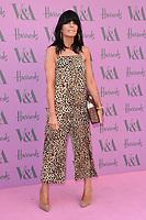 Claudia Winkleman<br /> arriving for the V&A Summer Party 2018, London<br /> <br /> ©Ash Knotek  D3410  20/06/2018
