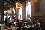 Salt House Restaurant, San Francisco, California