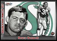 Bruce Bennett-JOGO Alumni cards-photo: Scott Grant