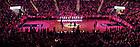 Feb. 12, 2012; Pink Zone Women's Basketball game