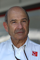 F1 GP of Australia, Melbourne 26. - 28. March 2010.Peter Sauber (SUI), Team Chef Sauber F1 Team ..Picture: Hasan Bratic/Universal News And Sport (Europe) 26 March 2010.