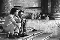 - Roma, zona Stazione Termini (Settembre 1989)<br /> <br /> - Rome, Termini Station area (September 1989)