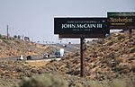 Billboard along Highway 395 in Indian Hills, Nev., on Monday, Aug. 27, 2018. <br /> Photo by Cathleen Allison/Nevada Momentum