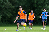 Matt Bloomfield during the Wycombe Wanderers 2016/17 Pre Season Training Session at Wycombe Training Ground, High Wycombe, England on 1 July 2016. Photo by Andy Rowland / PRiME Media Images.