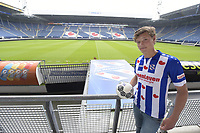 VOETBAL: HEERENVEEN: Abe Lenstra Stadion, 18-06-2018, SC Heerenveen, persprentatie nieuwe speler Sam Lammers, ©foto Martin de Jong