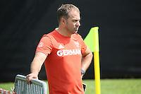 DFB-Sportdirektor Hansi Flick - Training Deutsche Olympiamannschaft des DFB, Commerzbank Arena, Frankfurt