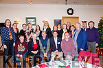 Tralee Toastmasters had a great night talking, at their Christmas party in the Kerins O'Rahilly's GAA clubhouse, Tralee, last Saturday night Dec 14.