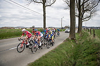 the breakaway group<br /> <br /> 64th E3 Classic 2021 (1.UWT)<br /> 1 day race from Harelbeke to Harelbeke (BEL/204km)<br /> <br /> ©kramon