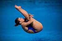 Nilsson Garip Emilia SWE<br /> Diving - Women's 3m preliminary<br /> XXXV LEN European Aquatic Championships<br /> Duna Arena<br /> Budapest  - Hungary  15/5/2021<br /> Photo Giorgio Perottino / Deepbluemedia / Insidefoto