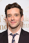 """Michael Urie during the Opening Night Celebration for """"Daniel's Husband"""" at the West Bank on October 28, 2018 in New York City."""