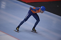 SPEEDSKATING: 23-11-2019 Tomaszów Mazowiecki (POL), ISU World Cup Arena Lodowa, Mass Start Men, Arjan Stroetinga (NED), ©photo Martin de Jong