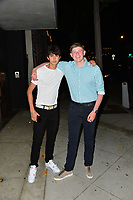 Dylan Martin And Hadley Nelson Spotted At Craig's In Hollywood