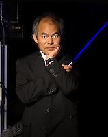 UCSB, Shuji Nakamura, Blue Laser-LED, Millenium Award Winner