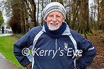 Michael Leahy enjoying a stroll in the Killarney National park on Friday