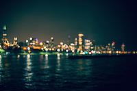 Blurry Chicago
