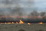 Fire on Dunes in Baltray ahead of the Irish Open