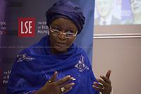 11.06.2014 - LSE: Zainab Hawa Bangura, Special Repr. of UN Secretary-General on Sexual Violence