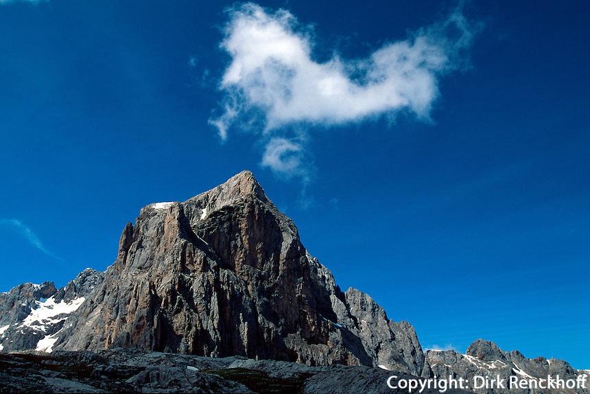 Spanien, Kantabrien, Picos de Europa, Panorama  bei Fuente Dé