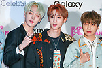 """PENTAGON, May 19, 2019 : K-Culture festival """"KCON 2019 JAPAN"""" at the Makuhari Messe Convention Center in Chiba, Japan. (Photo by Pasya/AFLO)"""