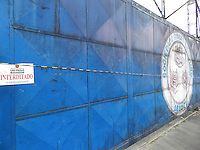 SÃO PAULO, SP, 06 DE FEVEREIRO 2013. ROSA DE OURO - A escola de samba esta interditada pela prefeitura, por estar com  inadequações das instalações elétricas, nesta querta-feira (6), na zona norte da capital paulista. FOTO: MAURICIO CAMARGO / BRAZIL PHOTO PRESS.