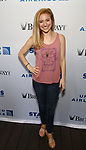 Christy Altomare attends the United Airlines Presents: #StarsInTheAlley Produced By The Broadway League on June 1, 2018 in New York City.