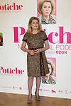 Catherine Deneuve and Francois Ozon attend 'Potiche' Photocall in Madrid..Photo: Cesar Cebolla / ALFAQUI