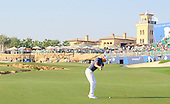 Chris WOOD (ENG) during round one of the 2016 DP World Tour Championships played over the Earth Course at Jumeirah Golf Estates, Dubai, UAE: Picture Stuart Adams, www.golftourimages.com: 11/17/2016