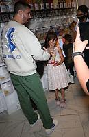 18 September 2021 - Las Vegas, NV - Scott Disick,  Penelope Disick. Scott Disick Celebrates the Grand Opening of The Sugar Factory Las Vegas At Harmon Corner. Photo Credit: MJT/AdMedia