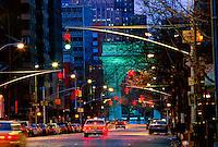 "#JP0730 ""Fifth Avenue & The Arch At Washington Square - New York NY"