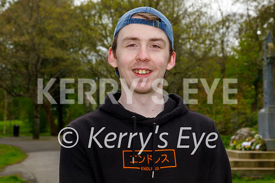 Nathan Roche from Tralee