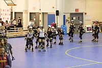 Gotham Girls Bronx Gridlock vs Queens of Pain 8-6-16